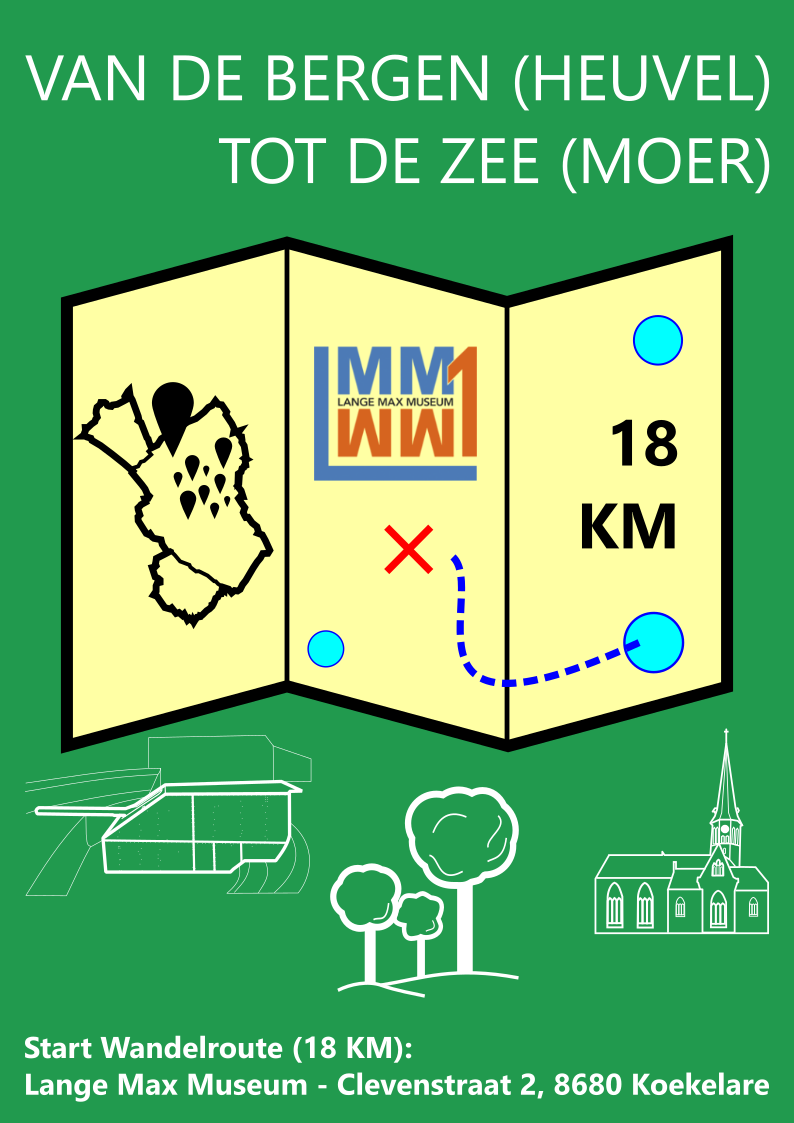 Van de bergen (heuvel) tot de zee (moer) - full option